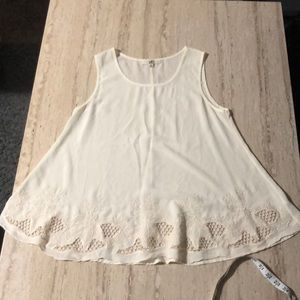 Ya Los Angeles | Women's | Size L | Tank Blouse